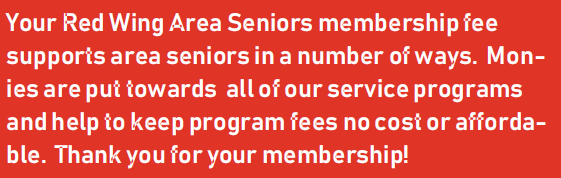 Red Wing Area Seniors